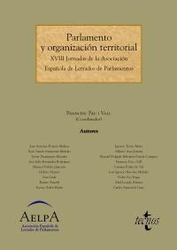 Parlamento y organización territorial