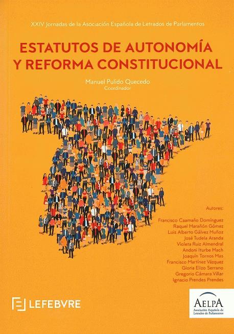 Estatutos de autonomía y reforma constitucional